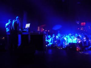 Sound Nomaden + Live Sax @ Fusion Festival 2012