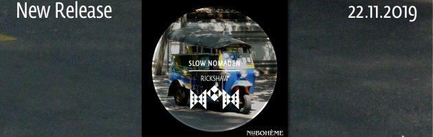 Slow Nomaden – Rickshaw