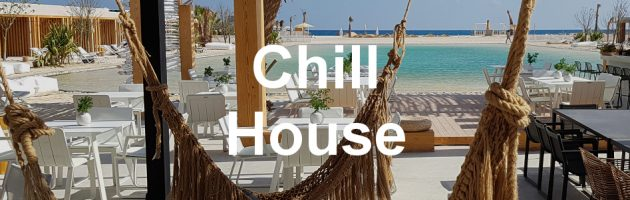 Chill House Spotify Playlist