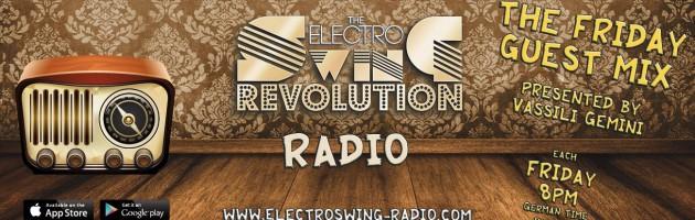 Sound Nomaden on Electro Swing Revolution Radio